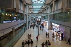 Południowy Korea, lotnisko międzynarodowe Incheon inside Obrazy Royalty Free