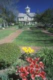 Południowy stylowy dom fotografia royalty free