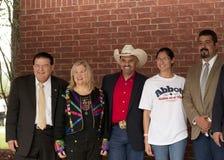 Południowy Teksas VIPs Zdjęcia Stock