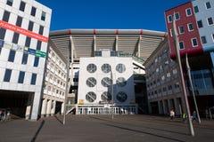 Południowy wejście areny Amsterdam arena Zdjęcie Stock