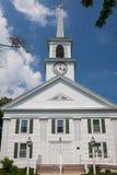 Południowy Yarmouth Zlany kościół metodystów, usa zdjęcie stock