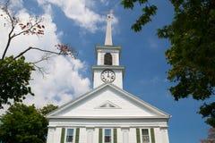 Południowy Yarmouth Zlany kościół metodystów, usa zdjęcia stock