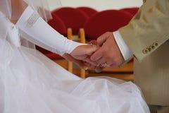 poślubić Obrazy Stock