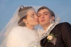 poślubić Obraz Stock
