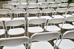 poślubić krzesła Obrazy Stock