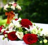 poślubić kwiatów Obrazy Royalty Free