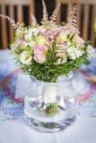 poślubić kwiatów Zdjęcia Stock