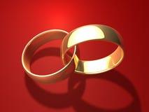 poślubić pierścieni ilustracji