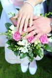 Poślubiać Obrazy Stock