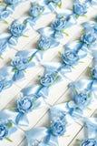 Poślubiać Bonbonniere pudełkowata prezent Ślubny prezent dla gościa Obrazy Stock
