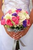 Poślubiać Bouquet-1 fotografia royalty free