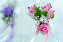 Poślubiać kwiat imitacje obraz stock