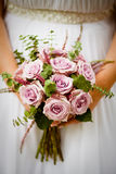 Poślubiać kwiaty Obrazy Stock