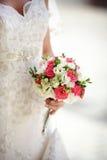Poślubiać kwiaty Zdjęcia Royalty Free