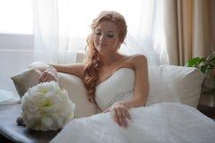 Poślubiać, państwo młodzi, miłość Obraz Royalty Free