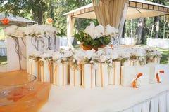 Poślubiać przysługi fotografia stock