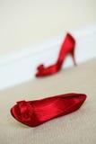 Poślubia buty Obrazy Royalty Free