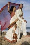 poślubiający błogości morze Zdjęcia Stock