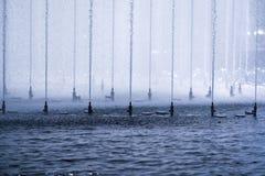 Pośpiech woda zdjęcie stock