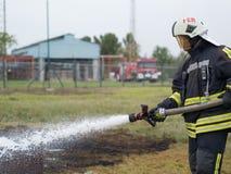 Pożarnictwo obraz stock