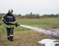 Pożarnictwo zdjęcia stock