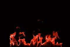 pożarnicza czerwień Obrazy Stock