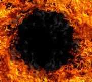 pożarnicza dziura obrazy royalty free