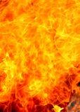 Pożarnicza HD tapeta zdjęcia stock