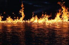 pożarnicza woda Zdjęcie Stock