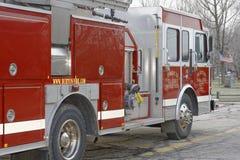 Pożarniczego boju wyposażenie Zdjęcie Royalty Free