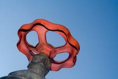 pożarniczego hydranta klepnięcie Obrazy Royalty Free