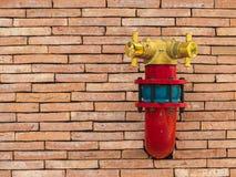Pożarniczego węża elastycznego klapa Obraz Stock