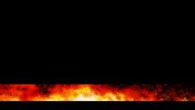 Pożarniczej ściany niski trzeci royalty ilustracja