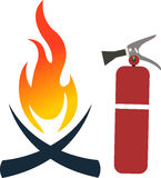 Pożarniczy gasidło Zdjęcie Stock
