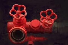 Pożarniczy Hidrant Zdjęcie Stock