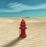 Pożarniczy Hidrant fotografia stock