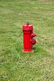 Pożarniczy hydrant obrazy royalty free