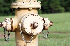 Pożarniczy hydrant obraz stock