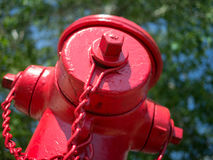Pożarniczy hydrant zdjęcia stock
