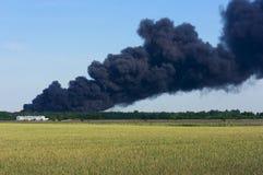 Pożarniczy nagły wypadek obraz royalty free