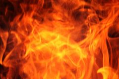 Pożarniczy płomienia tło Zdjęcie Stock