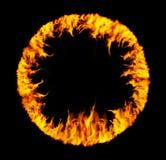 pożarniczy pierścionek Obraz Royalty Free