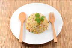 Pożarniczy ryż Obrazy Royalty Free