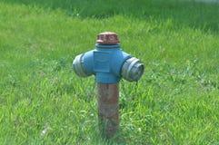 Pożarniczy wodny hydrant obraz royalty free