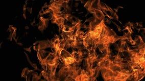 Pożarniczy wybuch kamera z Alfa kanałem ilustracja wektor