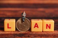pożyczka obrazy stock