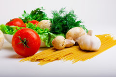 pożytecznie karmowi zdrowie Zdjęcie Stock
