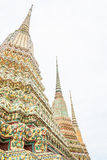 Po Μπανγκόκ Wat πόλη Στοκ εικόνα με δικαίωμα ελεύθερης χρήσης