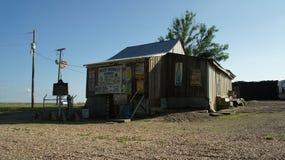 Po apas skarv för juke i Merigold, Mississippi Fotografering för Bildbyråer