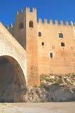 po arabsku zamku Zdjęcie Royalty Free